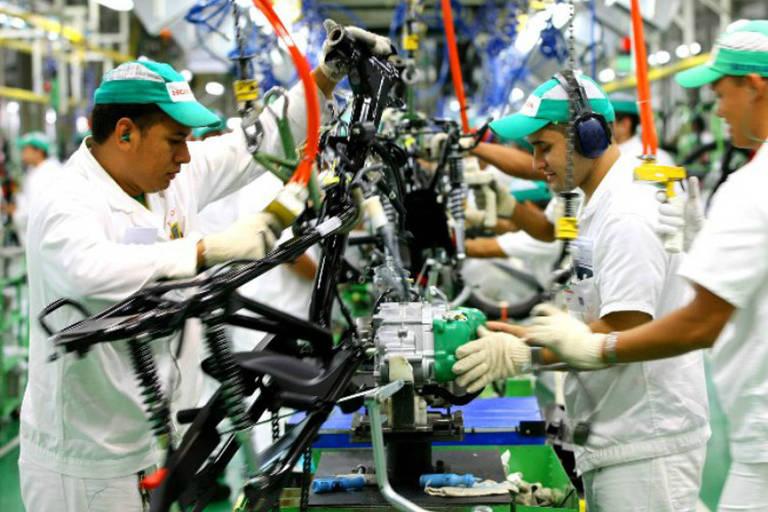 Montadora Honda em Manaus