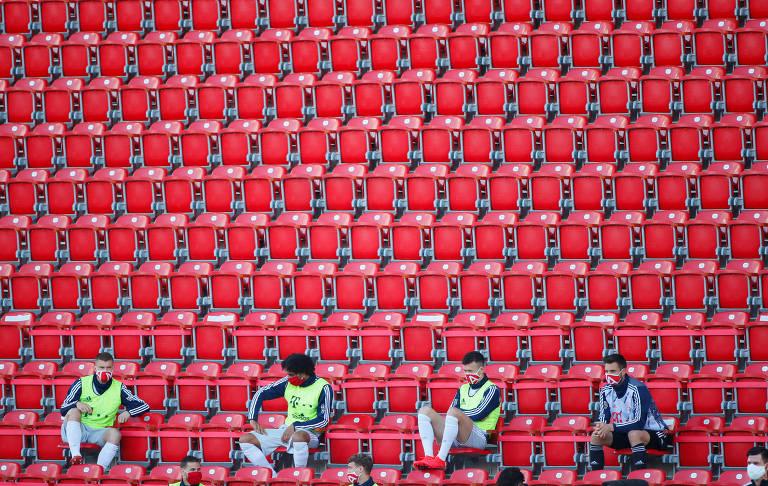 Campeonato Alemão volta após dois meses