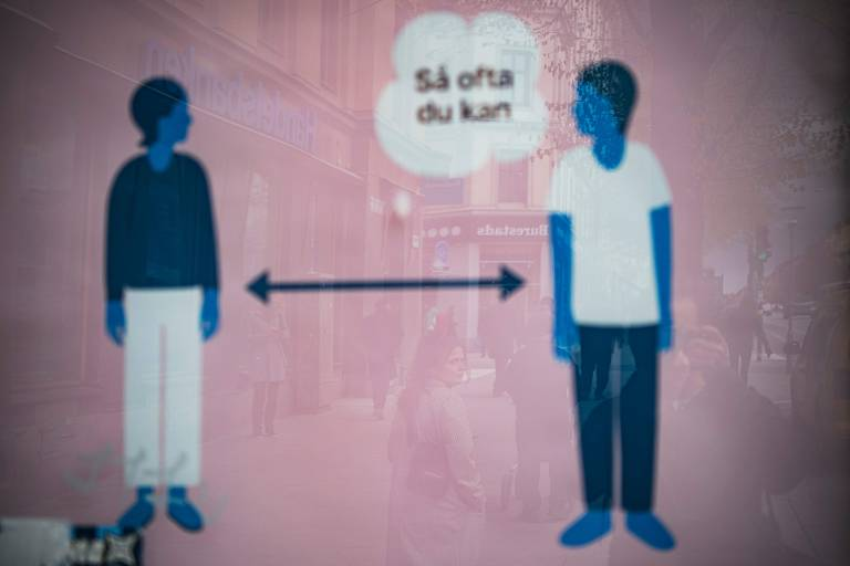 Suécia e coronavírus: distanciamento e aglomerações