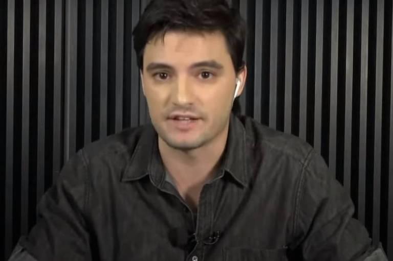Felipe Neto no Roda Viva
