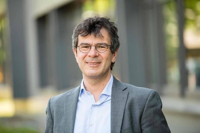 O médico alemão Gérard Krause