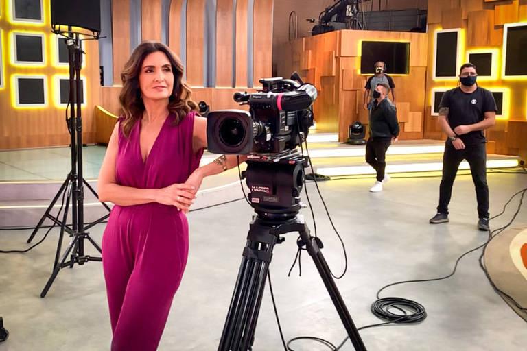Encontro com Fátima Bernardes 2020