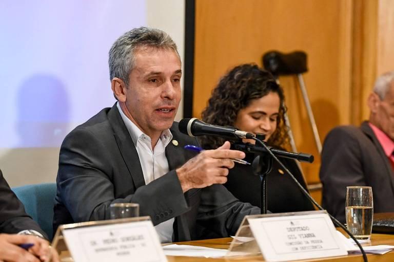 Deputado estadual Gil Vianna (PSL-RJ)