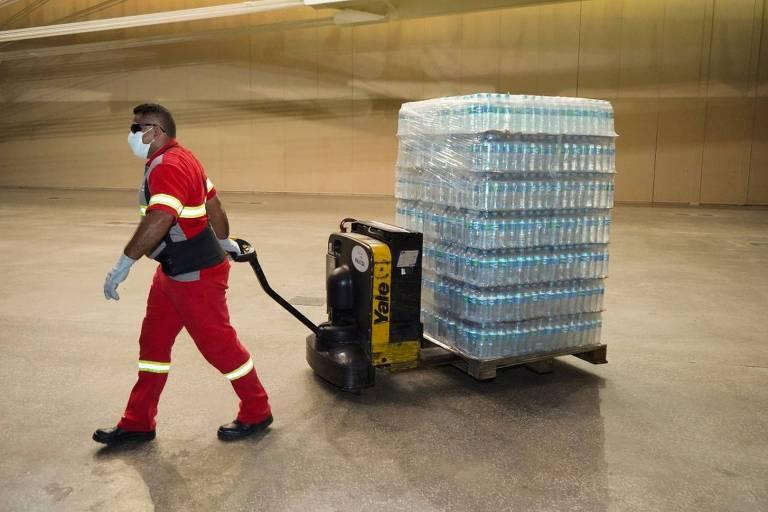 Ação da Solar Coca-Cola contempla 23 hospitais, em dez estados, que atendem pacientes infectados pelo novo coronavírus