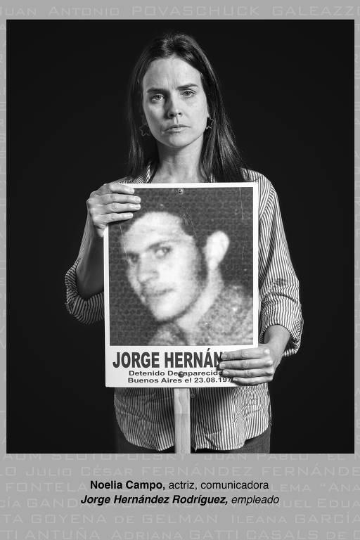 A Marcha do Silêncio pelos desaparecidos na ditadura uruguaia