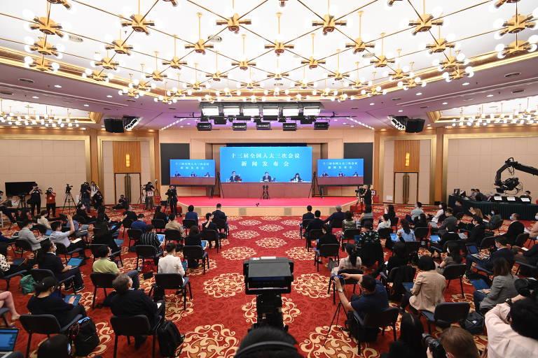 Congresso do Parlamento da China