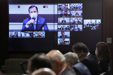 Elite política e jurídica do país rejeita cortar salário na pandemia do coronavírus