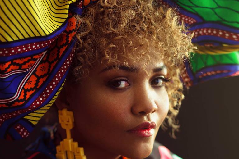 A cantora paraense Gaby Amarantos