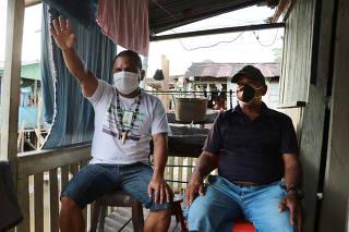 Indígenas da comuinidade Guadalupe, relatam mortes por Covid 19