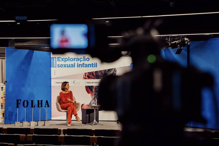 Palestrantes do 4º seminário exploração sexual infantil