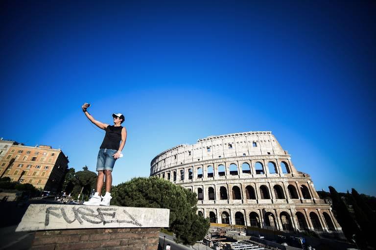A saída da quarentena na Itália