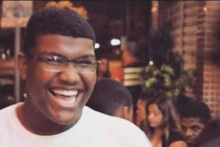 Rodrigo Cerqueira da Conceição, 19, morto em operação da PM no Rio de Janeiro