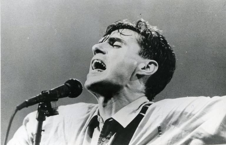 Veja fotos da banda Talking Heads