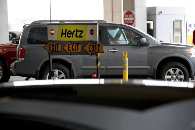 Hertz deverá pedir recuperação judicial nos EUA, diz jornal