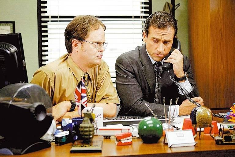 Veja cenas de 'The Office'