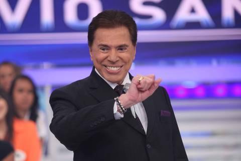 2013 - O apresentador Silvio Santos. Credito: Roberto Nemanis/SBT/Divulgação