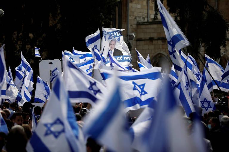 Premiê de Israel, Binyamin Netanyahu vai a julgamento por corrupção