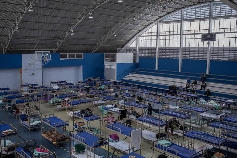 Médicos Sem Fronteiras atua contra o coronavírus em SP