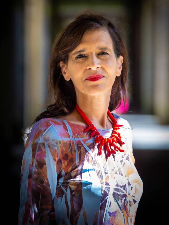 A física Márcia Cristina Barbosa, a única brasileira na lista de sete mulheres cientistas da ONU, em foto no campus da UFRGS