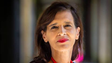 PORTO ALEGRE, RS, 03.03.2020: A Física Márcia Cristina Barbosa, a única brasileira na lista de sete mulheres cientistas da ONU, é fotografada no Campus da UFRGS.  (Foto: André Feltes/Folhapress, AGÊNCIA) ***EXCLUSIVO FOLHA***
