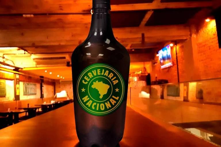 Chope da Cervejaria Nacional