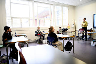 Denmark reopens schools after lockdown due to the coronavirus