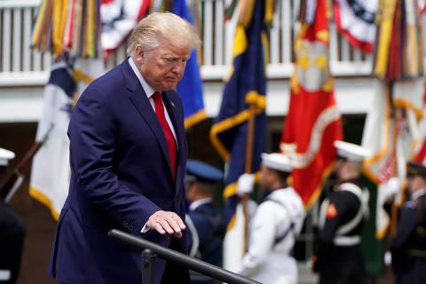 Casa Branca antecipa veto a entrada de cidadãos não americanos que passaram pelo Brasil
