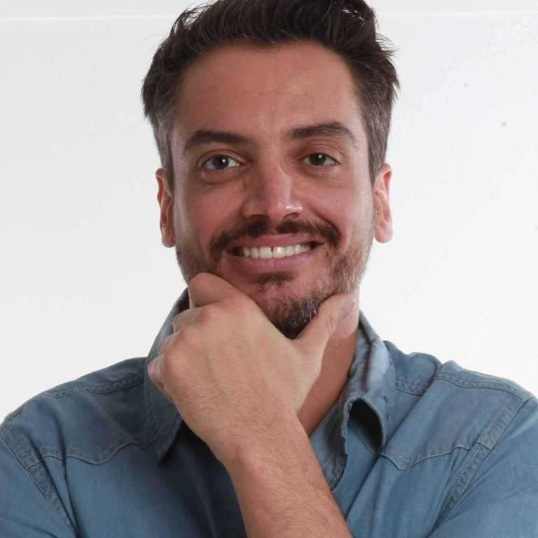 Imagens do jornalista Léo Dias