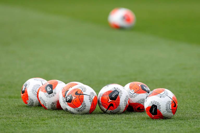 Equipes inglesas poderão treinar com contato físico a partir desta quinta (28)