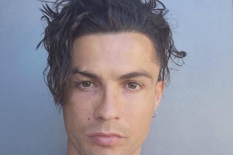 Cristiano Ronaldo muda visual e provoca reações na internet