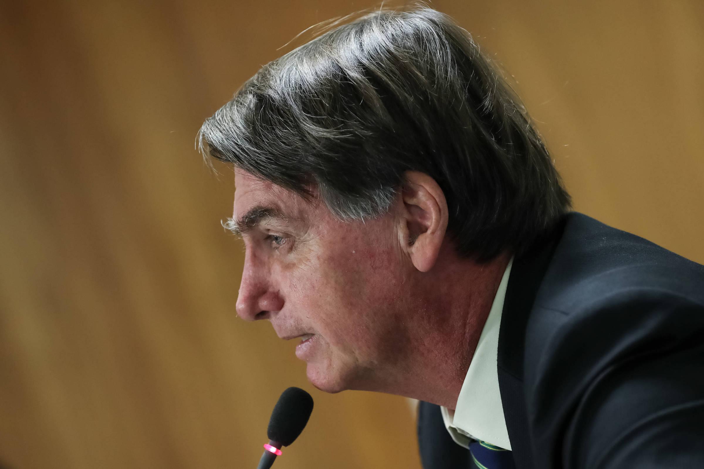 Rejeição a Bolsonaro bate recorde, mas base se mantém, diz ...