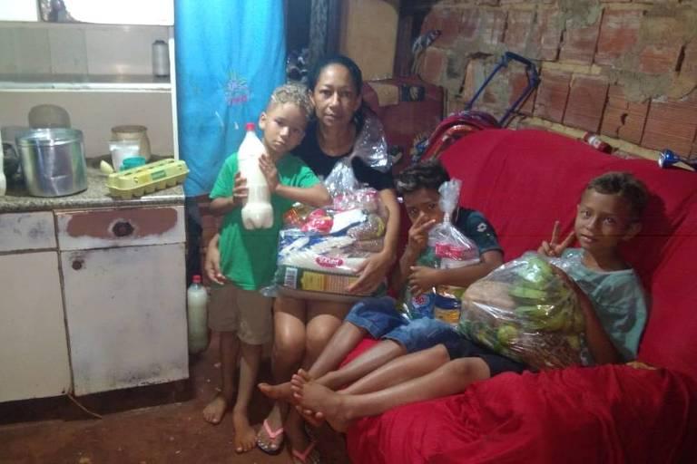 ONG arrecada R$ 700 mil para ajudar famílias atingidas pela pandemia