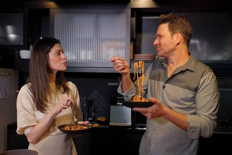 Tem Chef em Casa, reality show