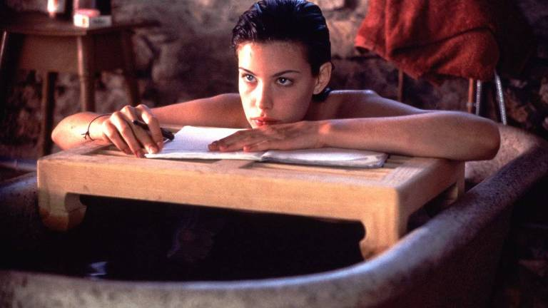 Liv Tyler em 'Beleza Roubada' (1996)