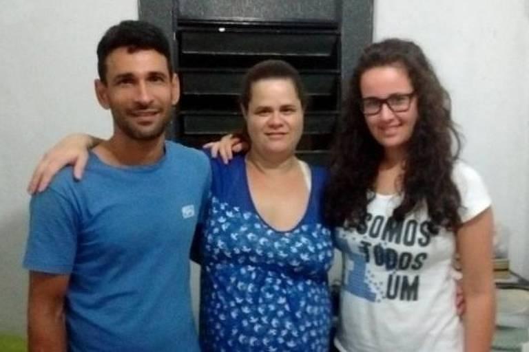 Pais de Kamilly tentam recomeçar a vida após perder a filha mais velha para a Covid-19