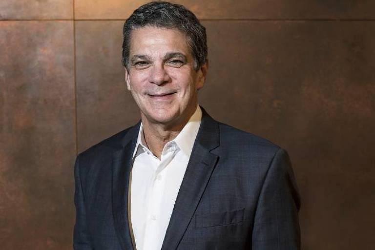 O empresário Edgard Corona, dono das redes de academia Smart Fit e Bio Ritmo