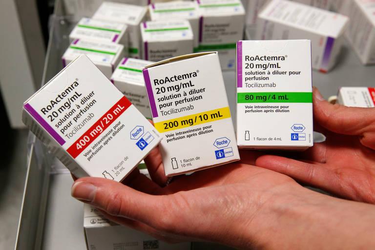 Roche e Gilead se unem para testar medicamentos