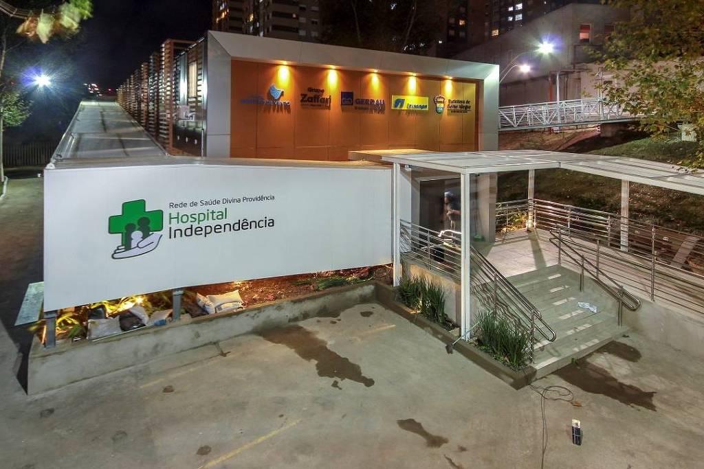 Centro de tratamento da Covid-19 é entregue em 30 dias e bate recorde nacional