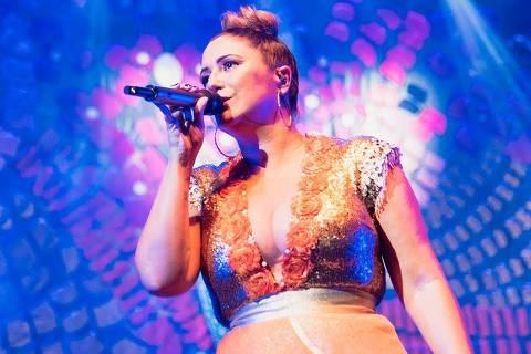 A cantora Maria Rita ORG XMIT: AJruEaUBBcTizKaCuU40