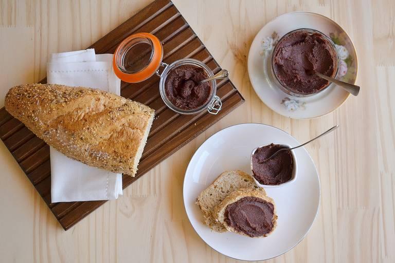 Aprenda a fazer creme de chocolate com avelã