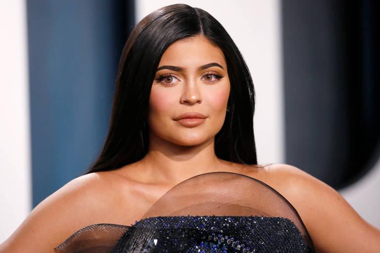 Kylie Jenner na Vanity Fair Oscar party