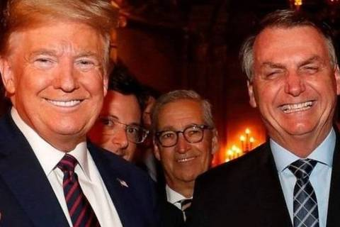 A agenda de Trump e de Bolsonaro coincide com princípios que os negócios de Musk historicamente defendem