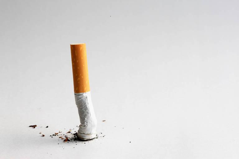 Pesquisa aponta que 34,3% dos fumantes aumentaram o consumo de cigarros durante a pandemia de Covid-19