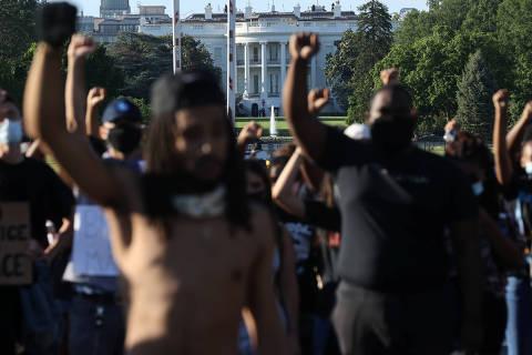 EUA entram em 6ª noite de protestos com temor de aumento da violência