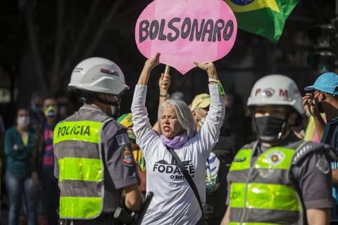 Somos 70% divulga vídeo em que chama Bolsonaro de ditador