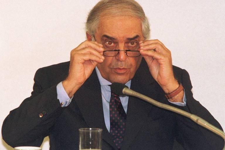 Morte do ex-juiz Nicolau dos Santos Neto