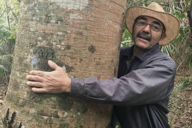 """""""Ruivaldo, o Homem que Salvou a Terra"""" (2019), exibido na Mostra Ecofalante de Cinema"""