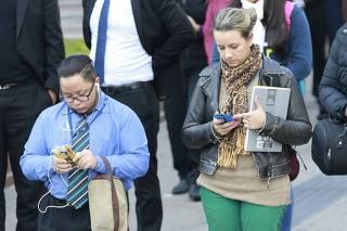 Paulista lidera ranking de roubo de celulares