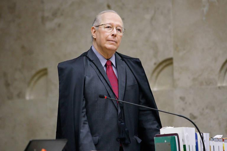 O ministro Celso de Mello, que acaba de se aposentar