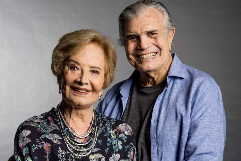 Tarcísio Meira e Gloria Menezes permanecem internados; ator está intubado -  10/08/2021 - Celebridades - F5